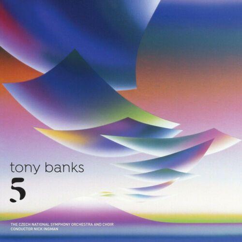 TONY BANKS - FIVE - VINYL