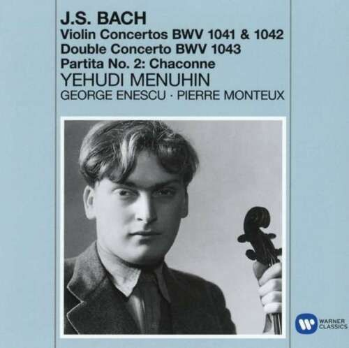 VARIOUS ARTISTS - BACH VIOLIN CONCERTOS - CHACONNE