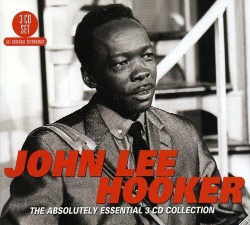 JOHN LEE HOOKER - THE ABSOLUTELY ESSENTIAL - CD
