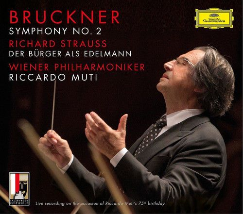 VP - BRUCKNER/SYMPHONY NO 2 - CD