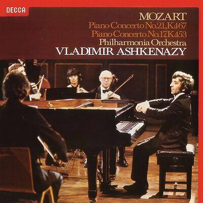 PHILHARMONIA ORCHESTRA - MOZART/PIANO CONCERTO