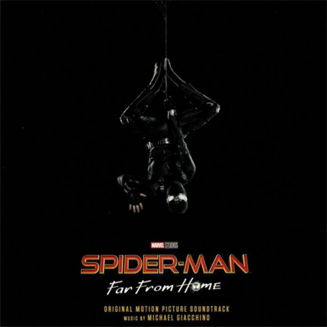 MICHAEL GIACCHINO - SPIDER-MAN - FAR FROM HOME - OST