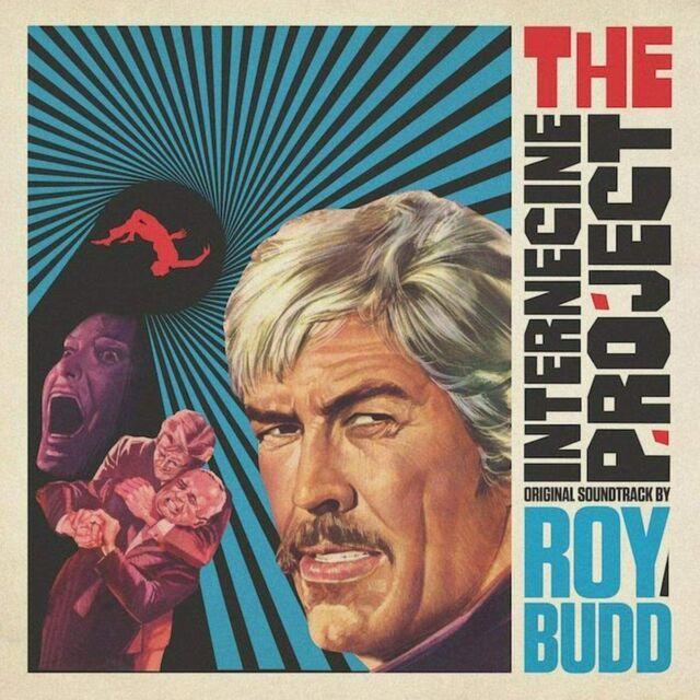 ROY BUDD - INTERNECINE PROJECT - VINYL