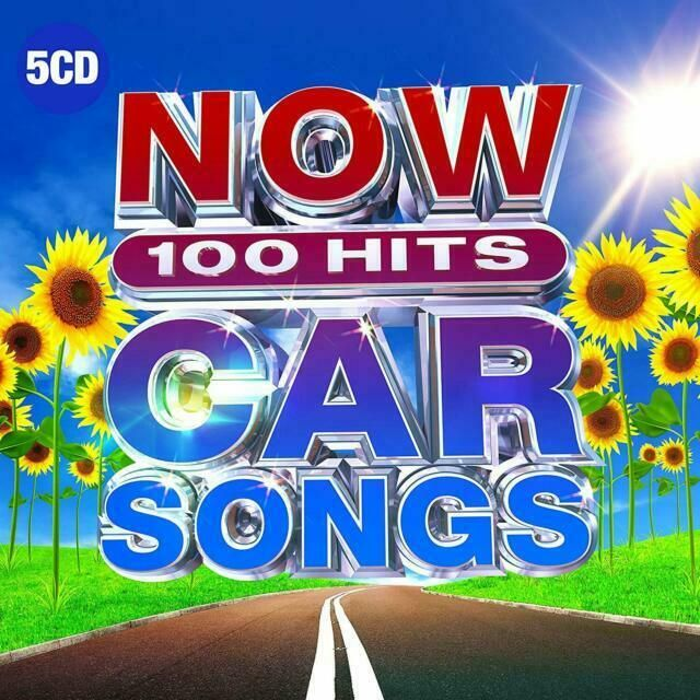 VARIOUS ARTISTS - NOW 100 HITS CAR SONGS