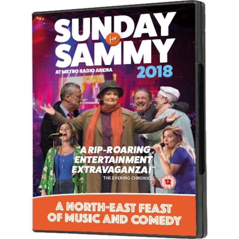 Sunday for Sammy 2018