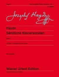 Haydn - Haydn The Complete Piano Sonatas Vol. 1 (piano solo)