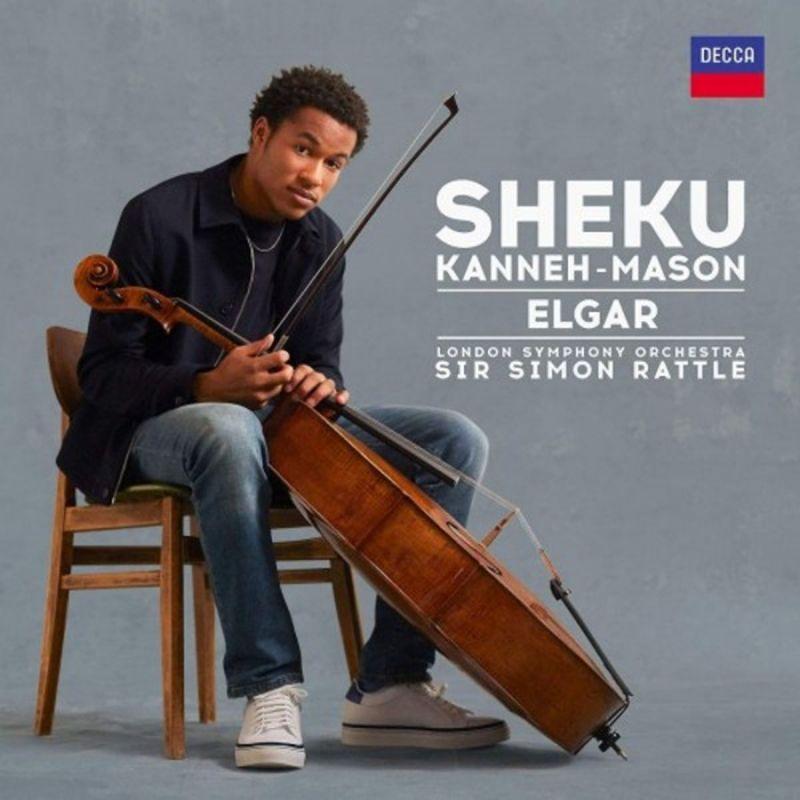 SHEKU KANNEH-MASON - ELGAR - CD