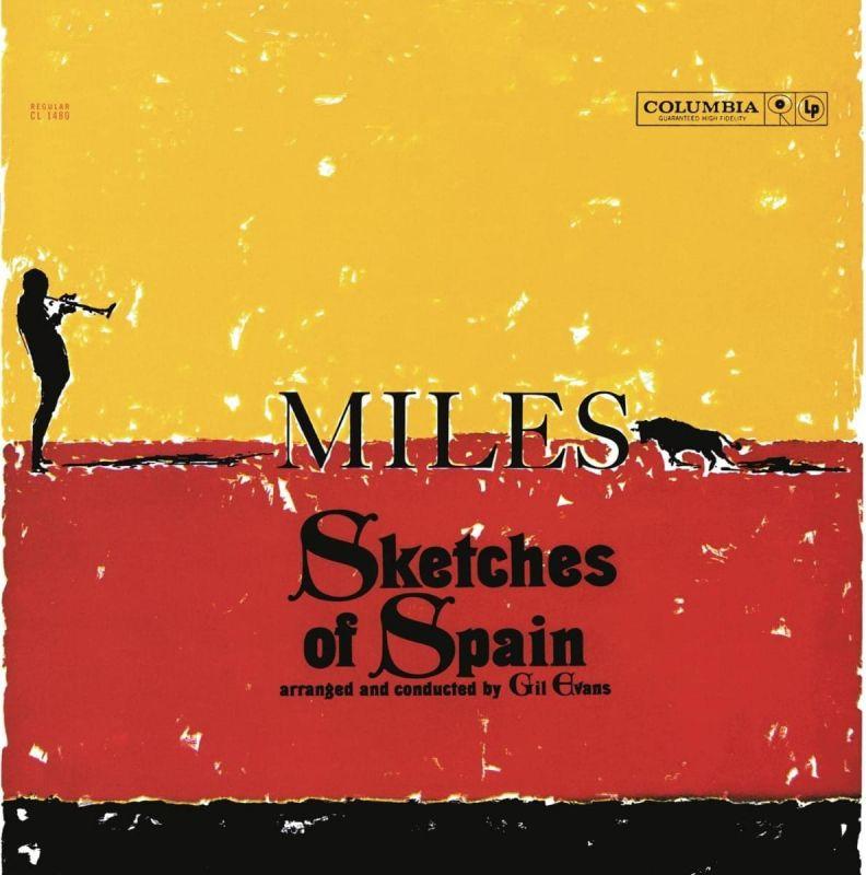 MILES DAVIS - SKETCHES OF SPAIN - DLX