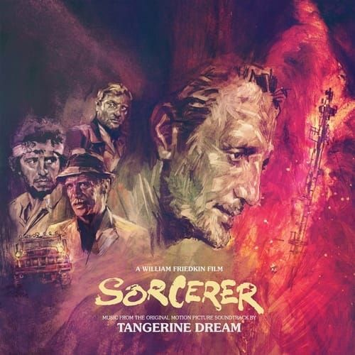 TANGERINE DREAM - SORCEROR OST