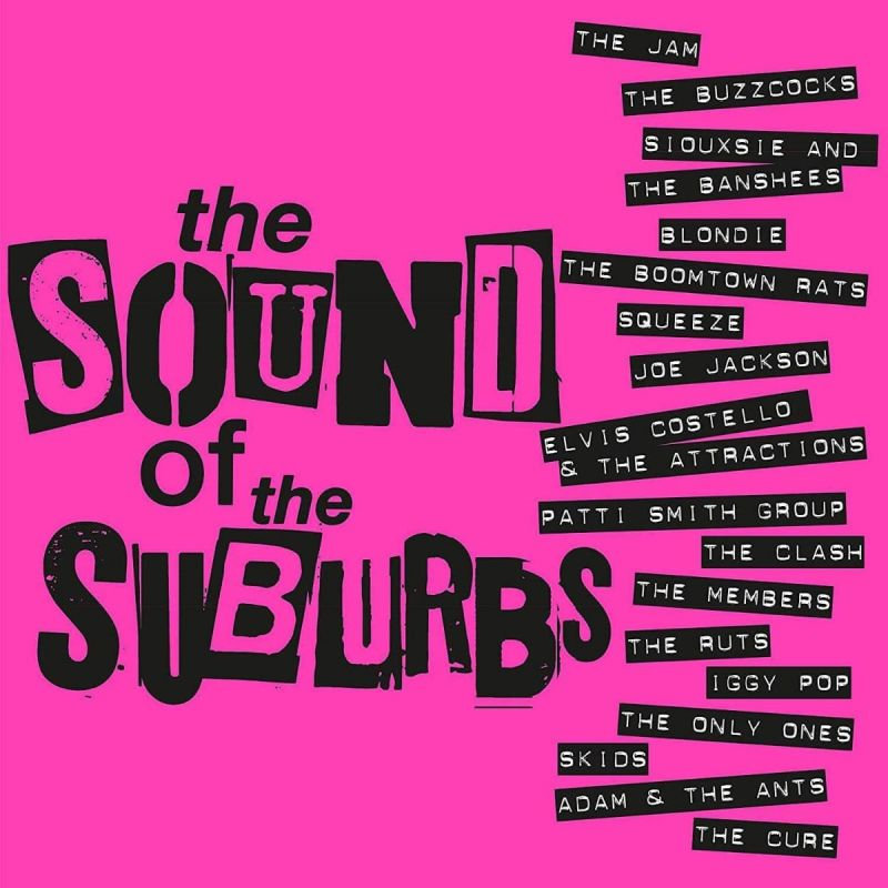 VARIOUS ARTISTS - THE SOUND OF THE SUBURBS