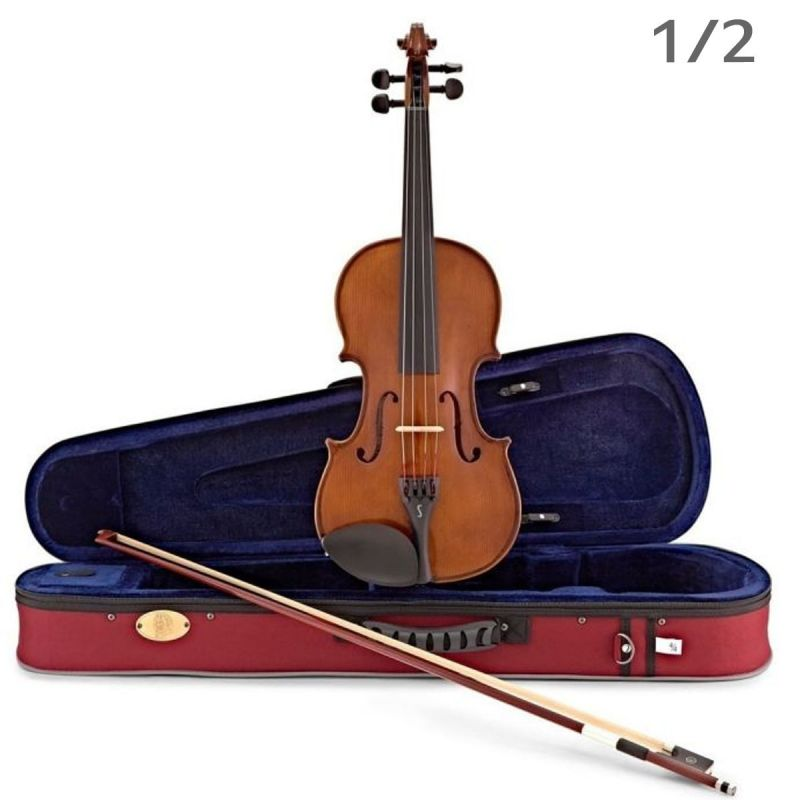Stentor Student 2 Violin Outfit, 1/2 size