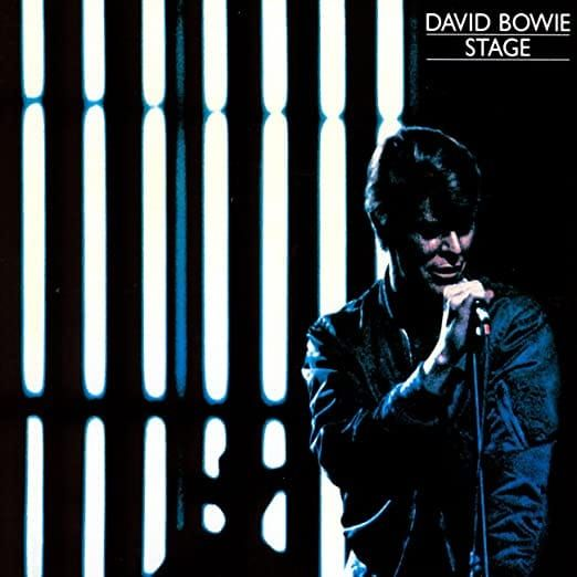DAVID BOWIE - STAGE - 2CD