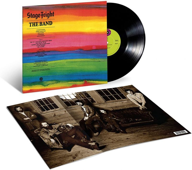The Band - Stage Fright - 50th Anniversary Edition - Vinyl