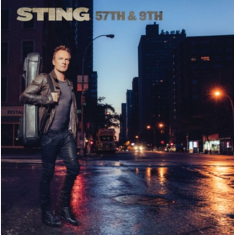 Sting - 57Th And 9Th (CD)