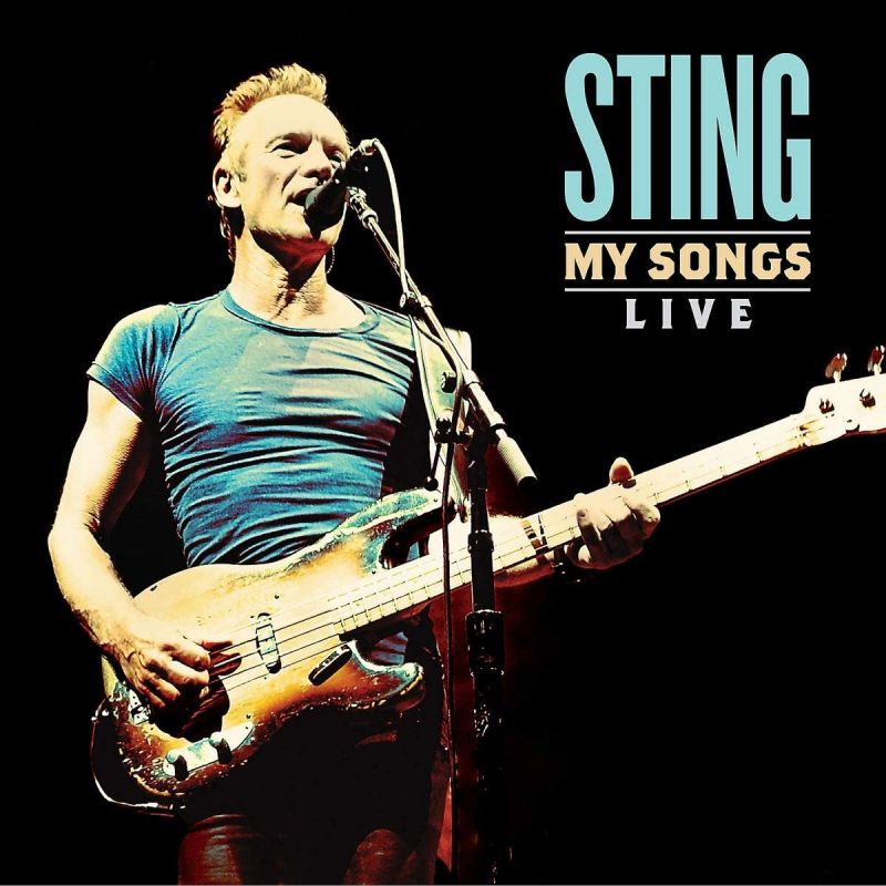 Sting - My Songs - Live - 2 LP Vinyl