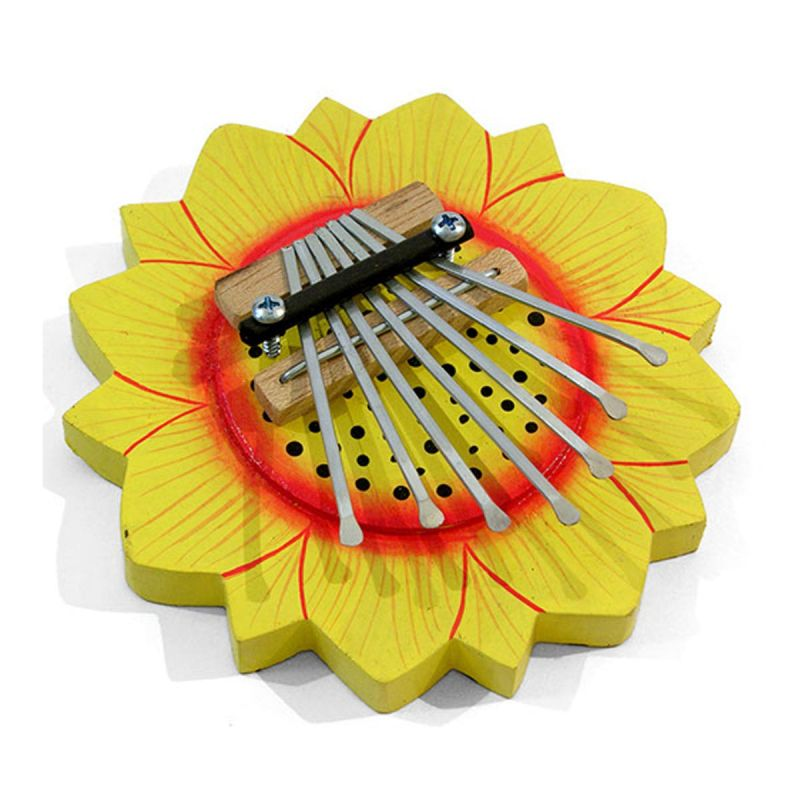 Siesta Sunflower Thumb Piano