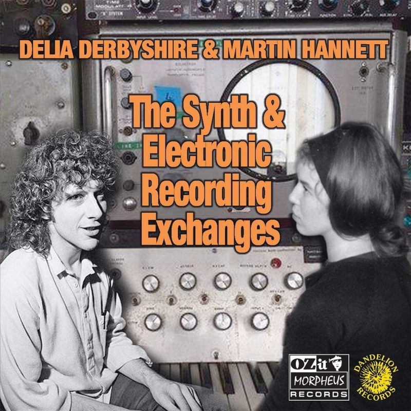 DELIA DERBYSHIRE - SYNTH AND ELECTRONIC RECORDING EXCHANGES