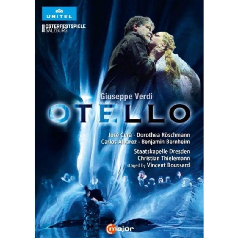 VARIOUS ARTISTS - VERDI/OTELLO (DVD)