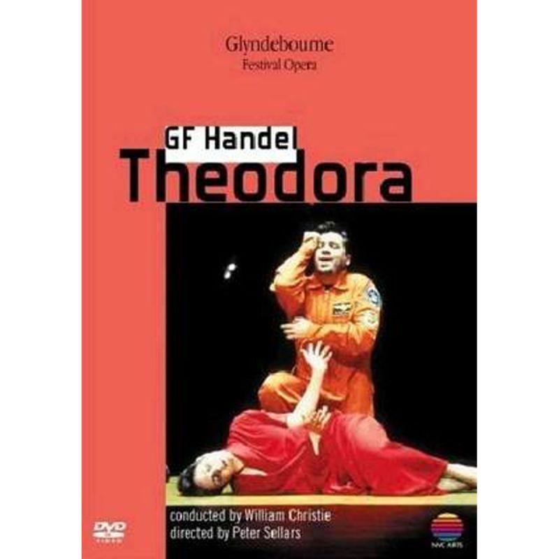 GLYNDEBOURNE FO CHRISTIE - HANDEL THEODORA (DVD)