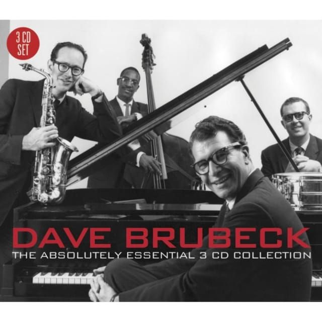 DAVE BRUBECK - THE ABSOLUTELY ESSENTIAL - 3CD