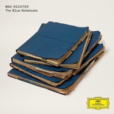 MAX RICHTER - THE BLUE NOTEBOOKS - VINYL