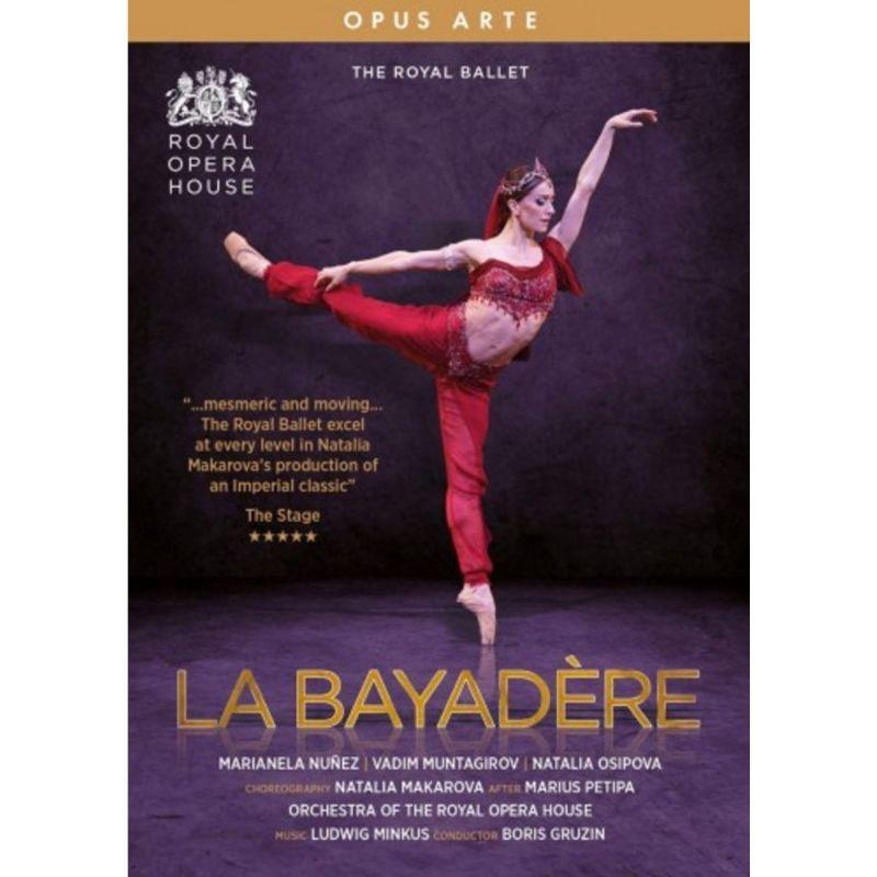 ROYAL OPERA HOUSE OR/GRUZIN - MINKUS/LA BAYADERE (DVD)