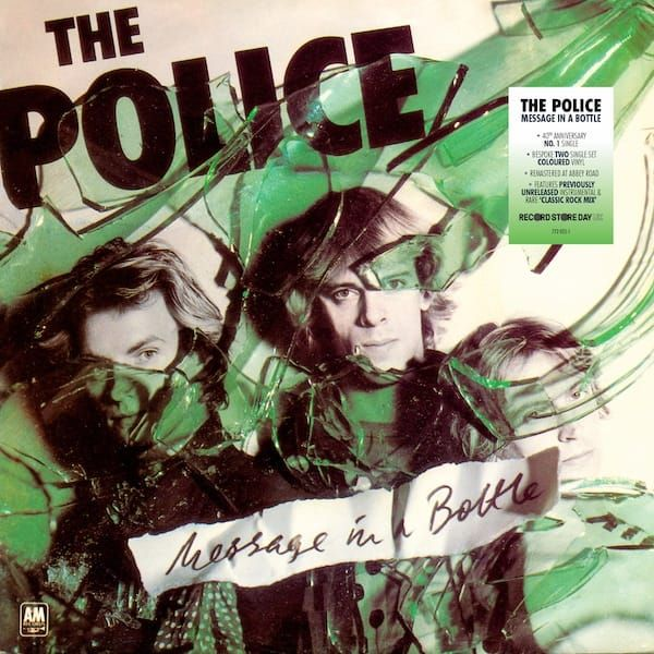 POLICE - MESSAGE IN A BOTTLE (RSD19)