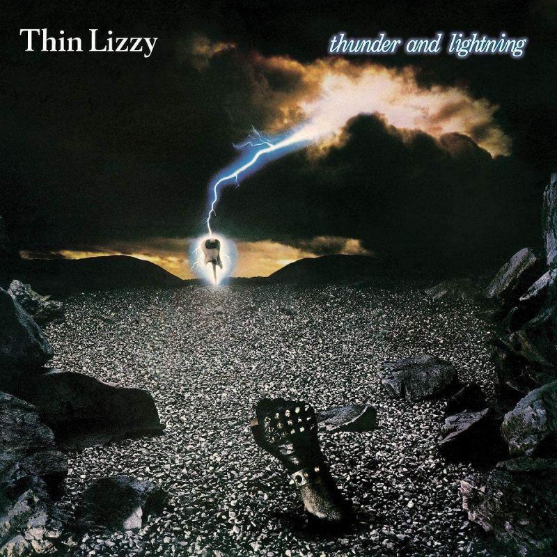 Thin Lizzy - Thunder & Lightning - Vinyl