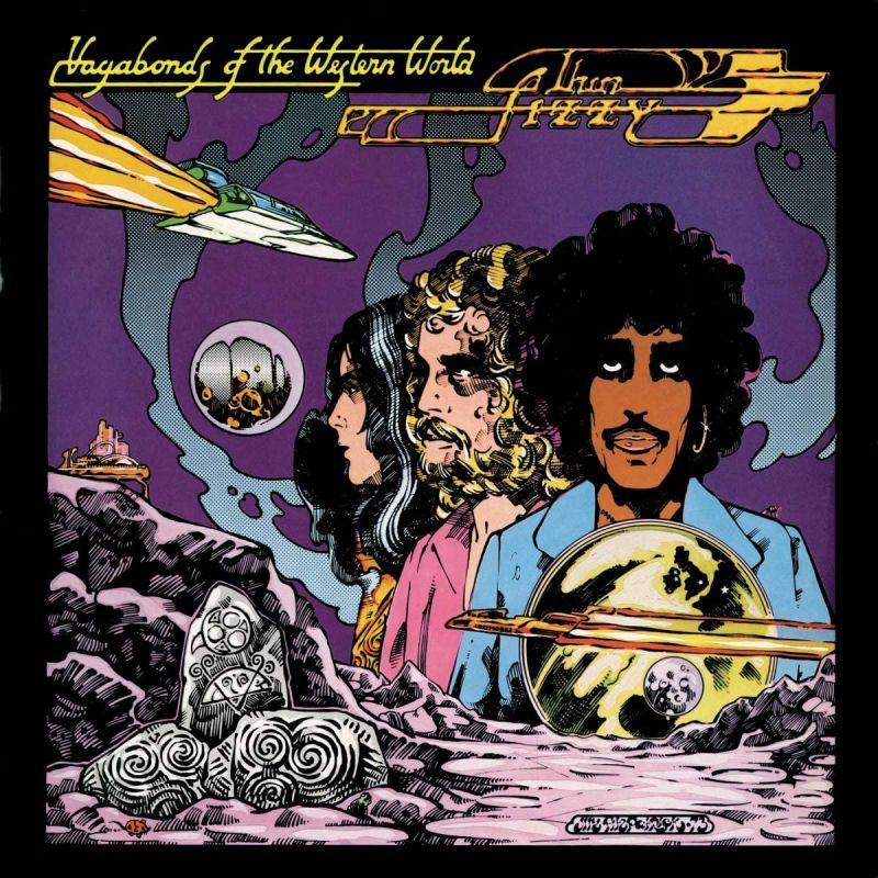 Thin Lizzy - Vagabonds Of The Western World - Vinyl