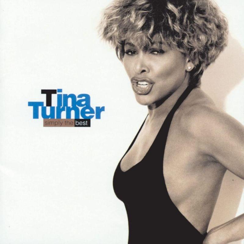 TINA TURNER - SIMPLY THE BEST - 2LP VINYL