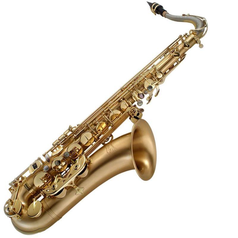 P Mauriat Le Bravo 200 Tenor Sax - Gold Lacquer