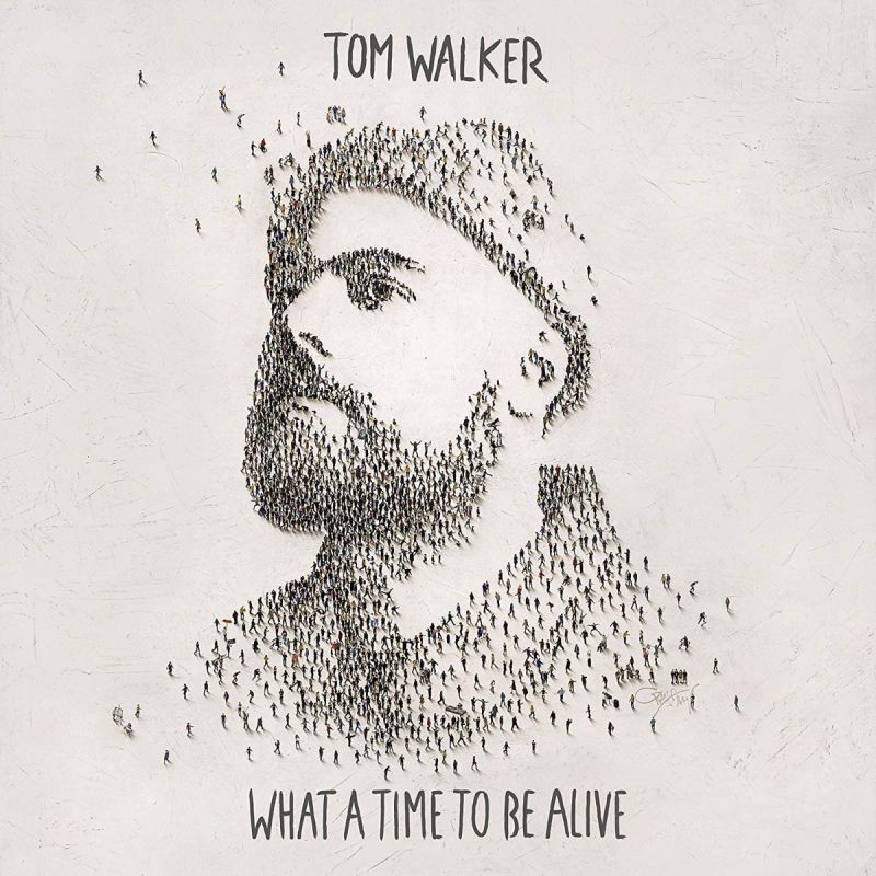 TOM WALKER - WHAT A TIME TO BE ALIVE - COLOURED VINYL