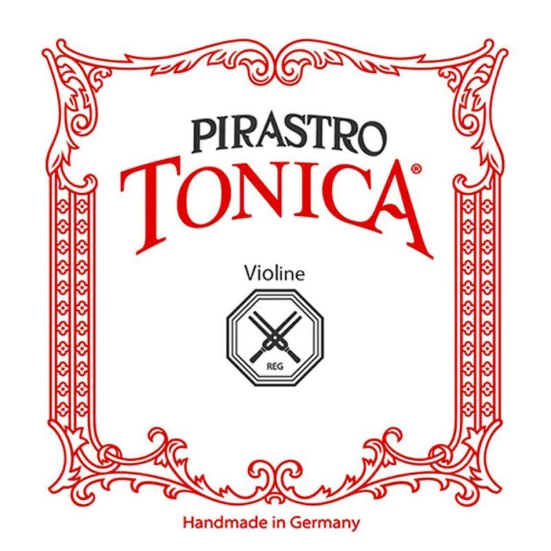 Tonica Violin String D Silver (P4128-21)