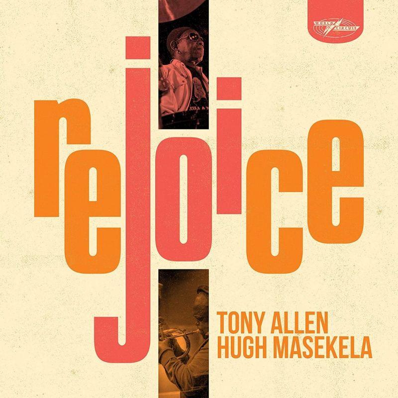 TONY ALLEN & HUGH MASEKELA - REJOICE - VINYL