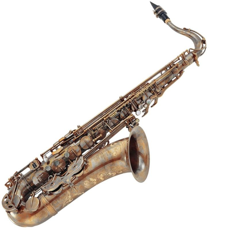 P Mauriat System 76 2nd Ed Tenor Sax - Unlacquered, Display Model