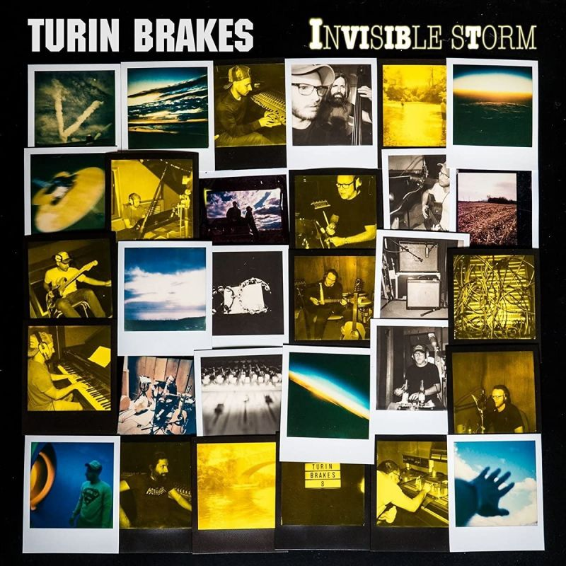 TURIN BRAKES - INVISIBLE STORM