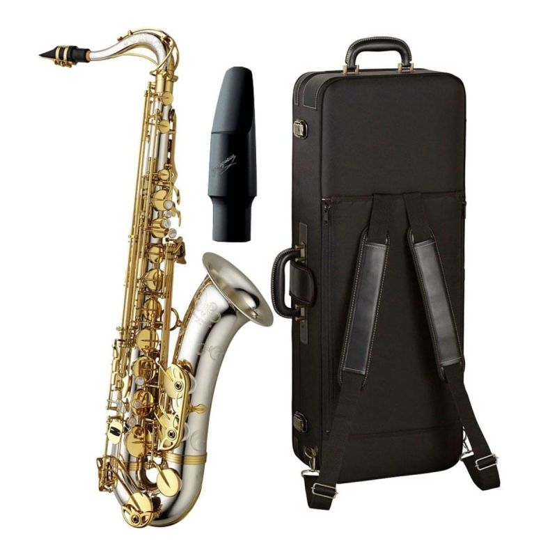 Yanagisawa Tenor Saxophone, Solid silver neck body bow and bell (TWO37)