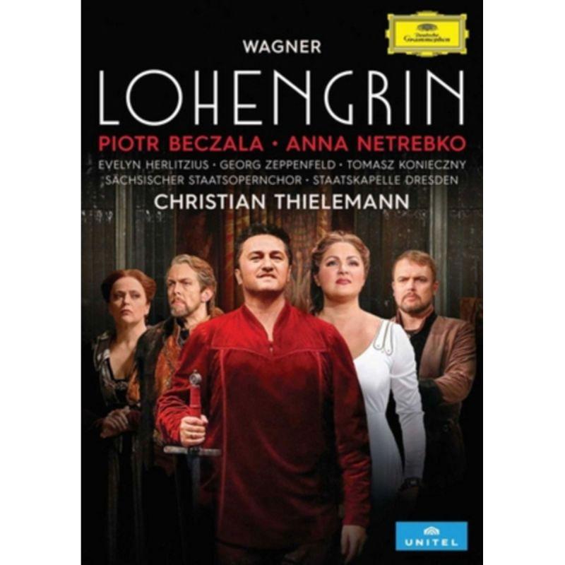 SACHSISCHER STAATS - WAGNER/LOHENGRIN (DVD)