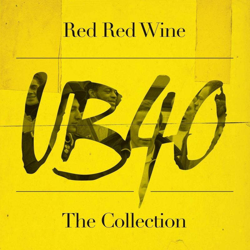 UB40 - RED RED WINE - THE COLLECTION - VINYL