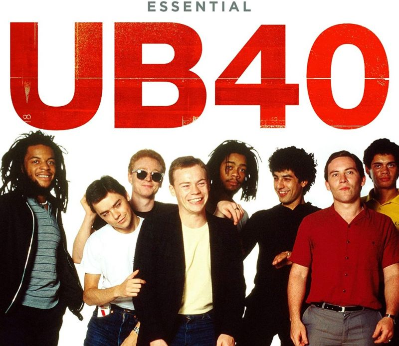 UB40 - THE ESSENTIAL - 3CD - NAD20