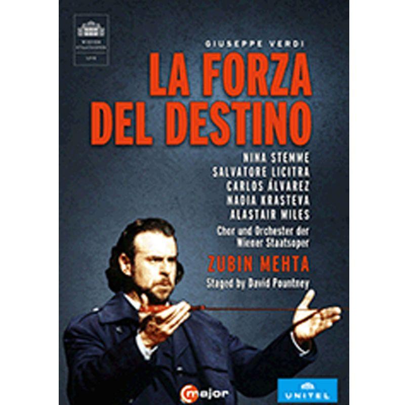 VERDI/LA FORZA DEL DESTINO (DVD)