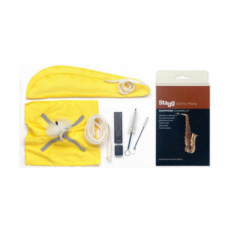 Stagg Care Kit-Saxphone (SCK-SX)