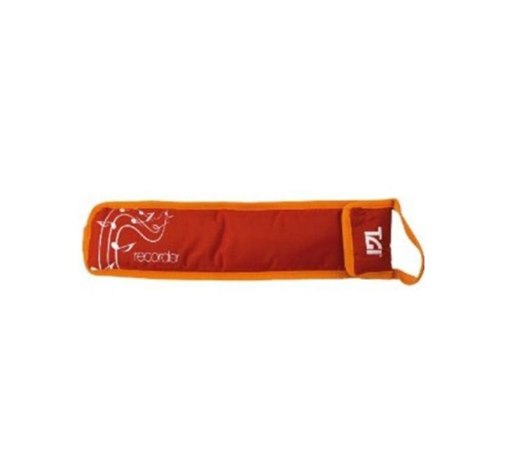 TGI Recorder Bag, Red