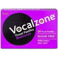 Vocalzone Throat Pastille Blackcurrent