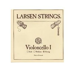 Larsen Cello C String - Medium (L333-142)