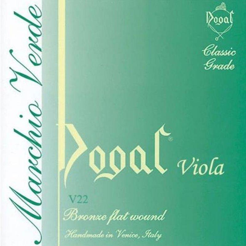Dogal Viola String G 3, Green