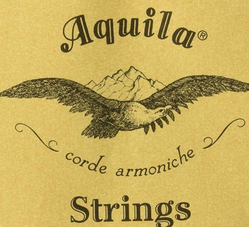 Aquila Tenor Ukulele Strings Low-G Tuning, Key of C, Set