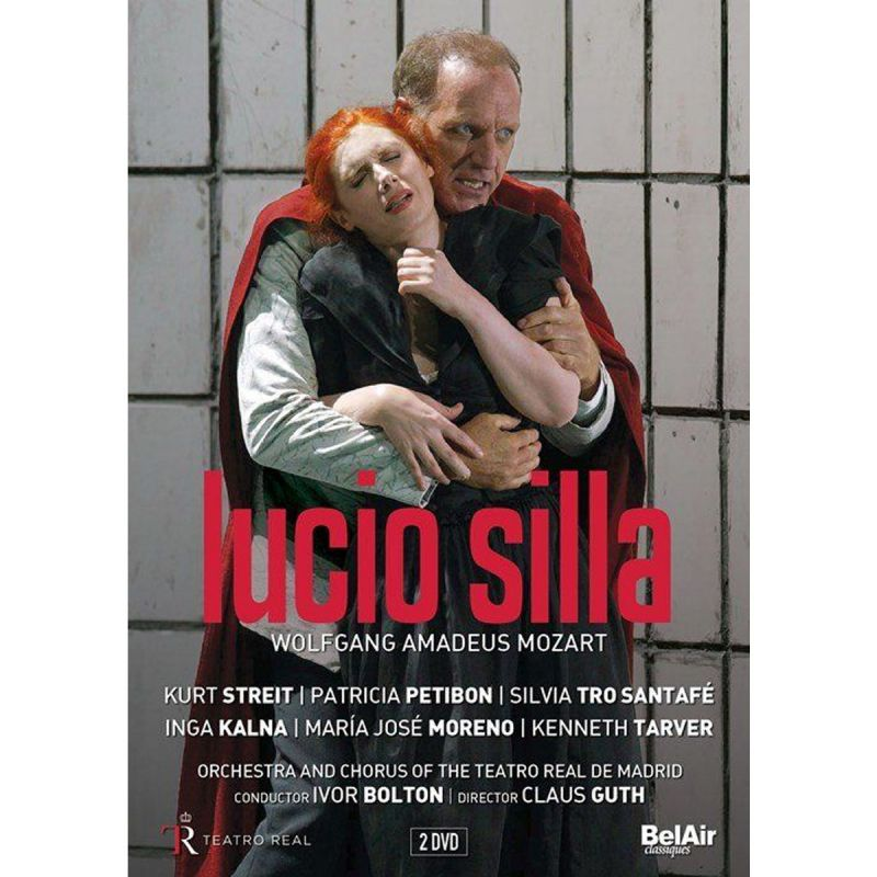 VARIOUS ARTISTS - MOZART/LUCIO SILLA (DVD)