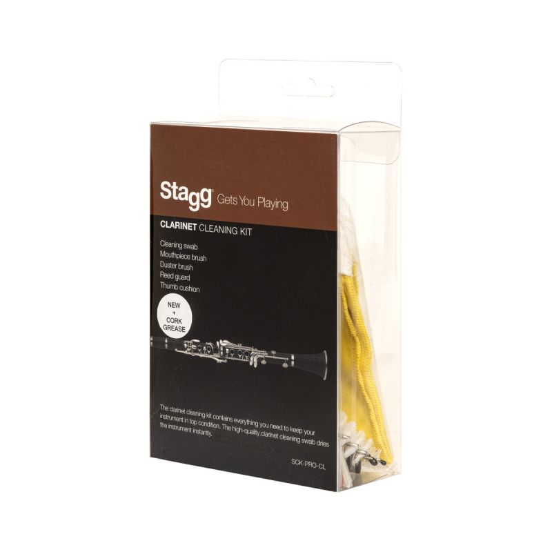 Stagg Care Kit-Clarinet (SCK-CL)