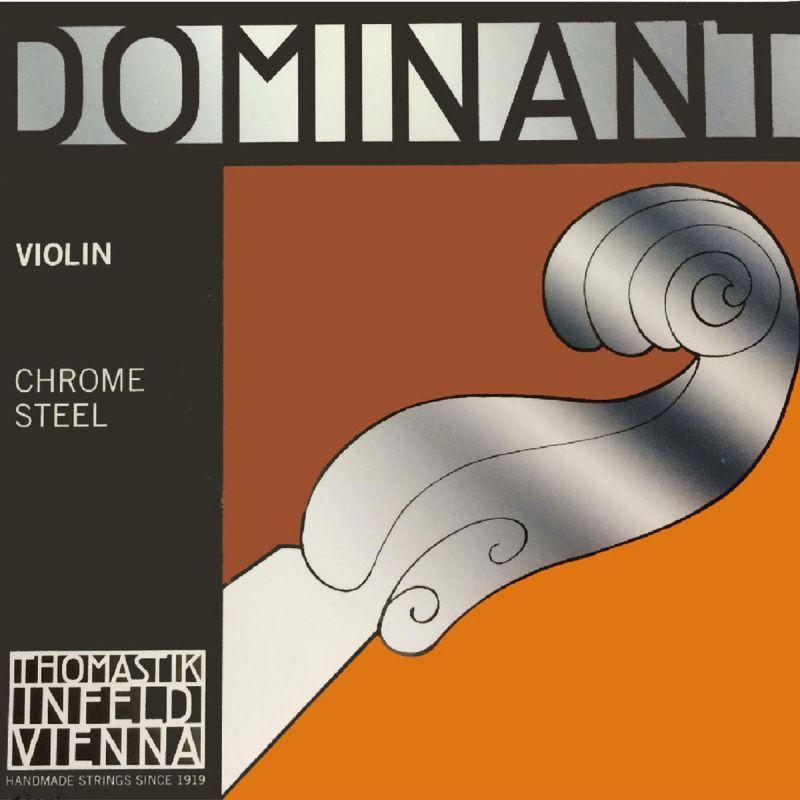 Thomastik Infeld Dominant Violin E Chrome Steel 1 4 (129 25)